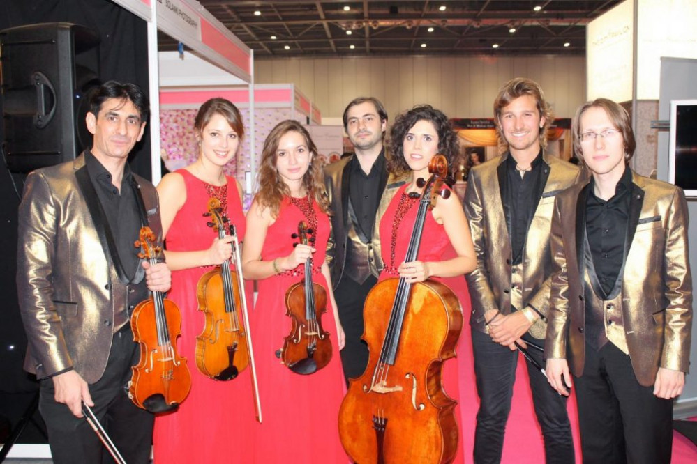Bollywood String Quartet, Bollywood Music London