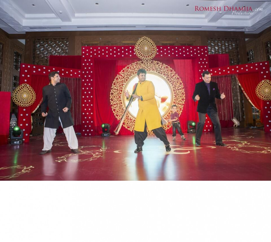 BOLLYWOOD THEME FOR INDOOR BANQUET - My Wedding Planning