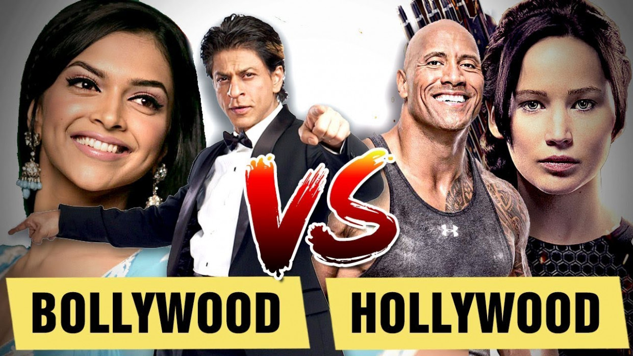 Bollywood VS Hollywood - Everything You Need To Know - YouTube