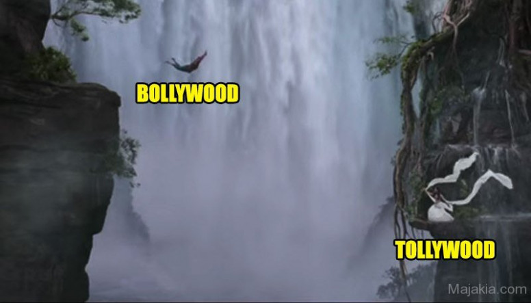 Bollywood Vs Tollywood