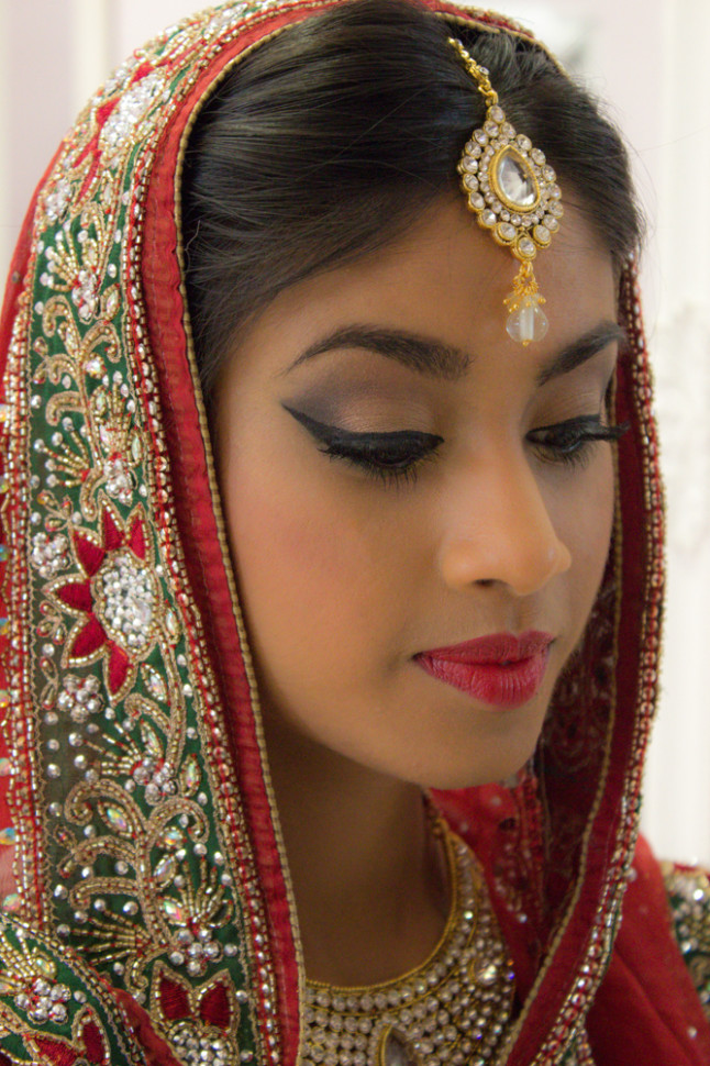 Bollywood! Wedding make up - MASTER CLASS MAKEUP ACADEMY