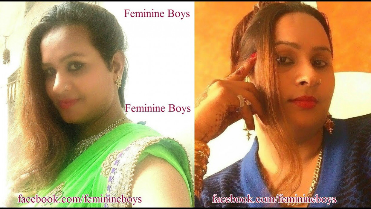 Boy To Girl Transformation Indian 2 - YouTube