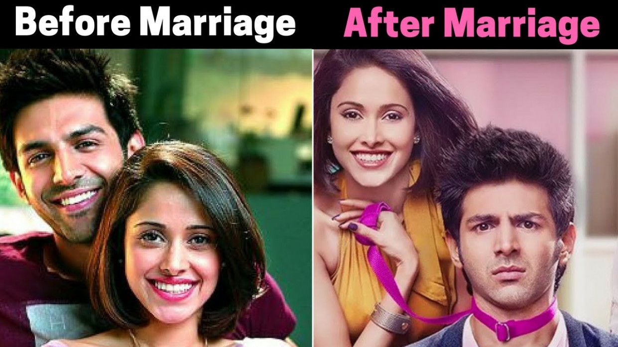 Boys Situation Before and After Marriage | Bollywood Songs ...