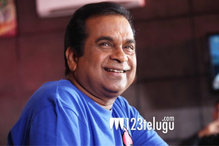 Brahmanandam's touching gesture for young comedian ...