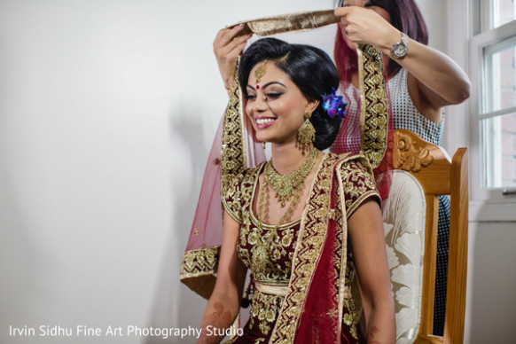 Brampton, ON Indian Wedding by Irvin Sidhu Fine Art ...