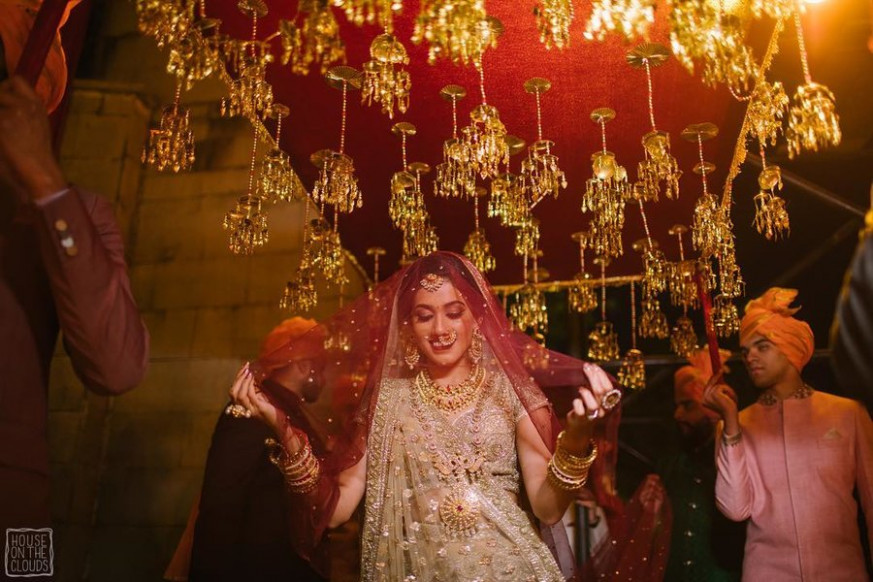 Brand New Bollywood Songs For Your Grand Bridal Entry ...