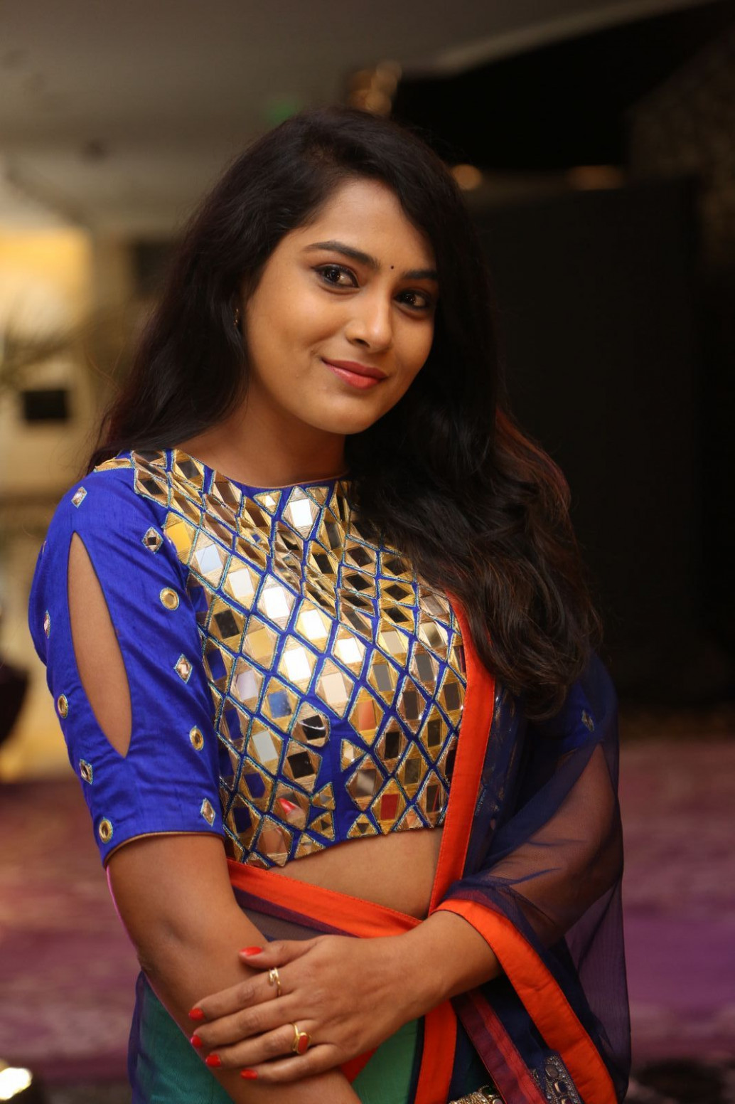 Brand New Photo Stills of Tollywood Actress Himaza | South ...