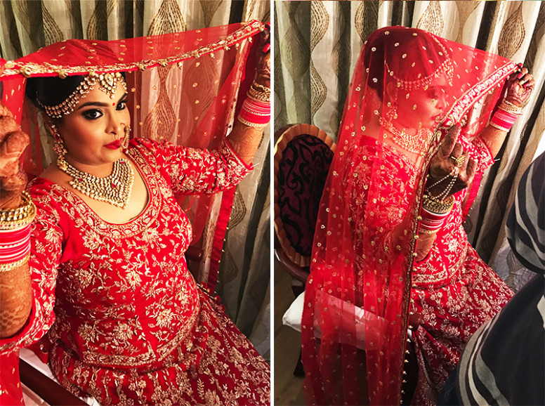 Bridal Beauty: The Hindu Wedding Day - Around The World Beauty