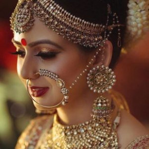 Bridal Bindi: Its Significance And Much More | Utsavpedia