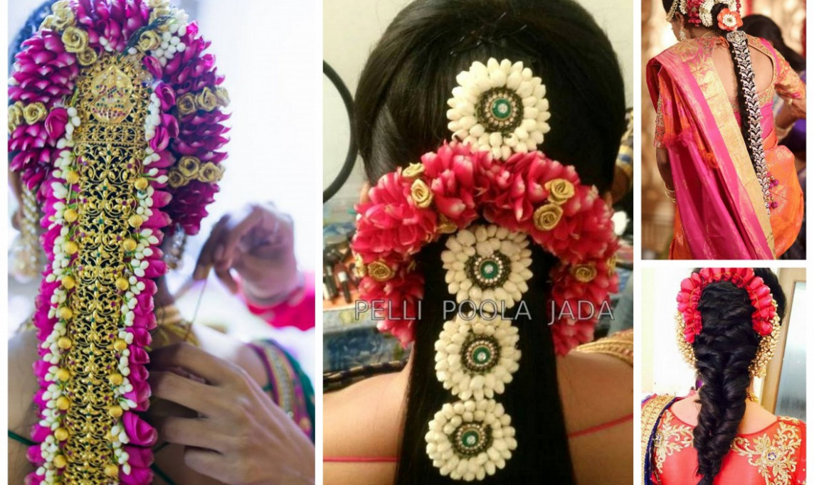 Bridal Hairstyle Kondai | Fade Haircut