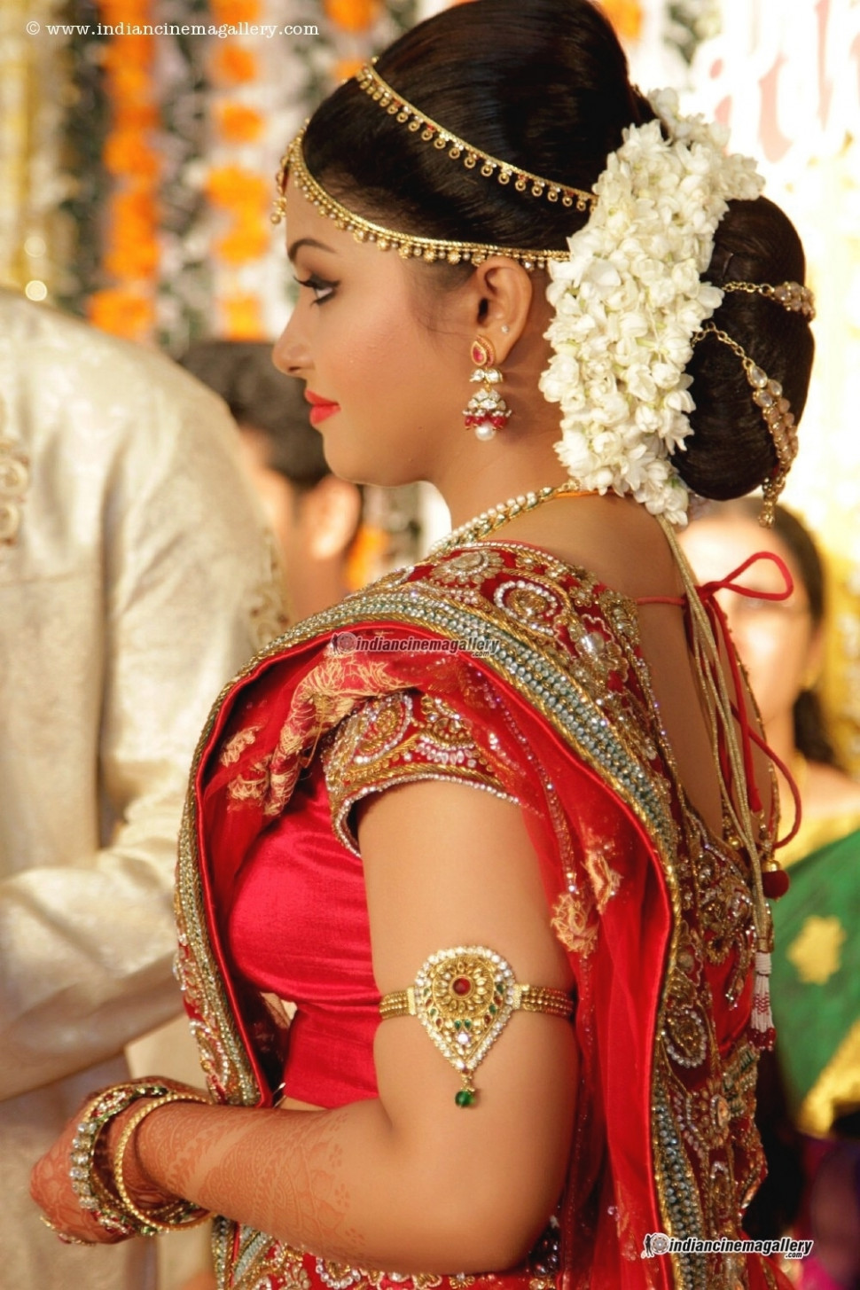 Bridal Hairstyles Indian Wedding - HairStyles