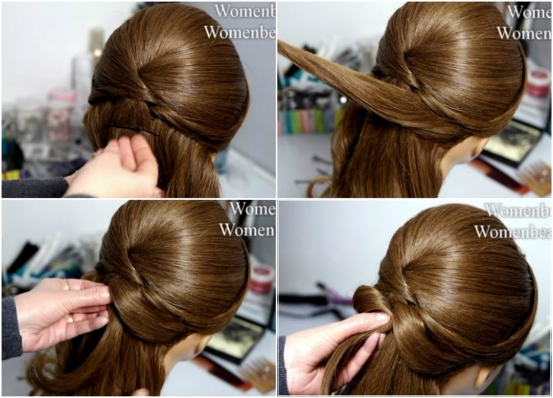 Bridal Hairstyles Step By - HairStyles