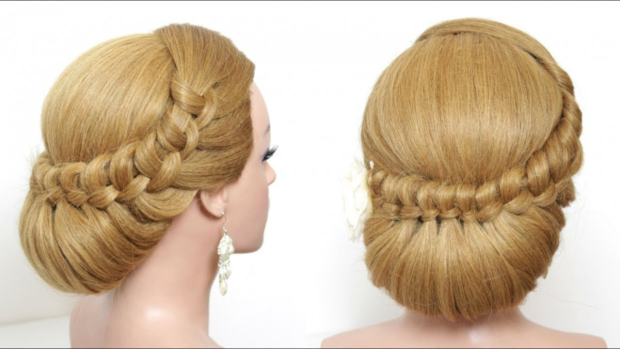 Bridal Hairstyles Step By Images - HairStyles