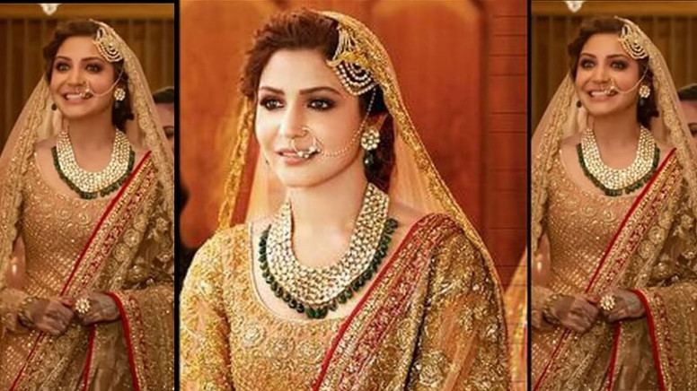 Bridal Inspiration From On-Screen Bollywood Brides ...