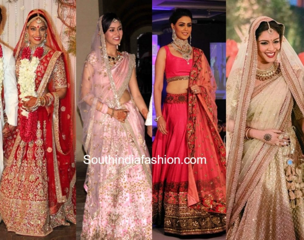 Bridal Lehenga Tips All the Bride-to-be's Should Know ...
