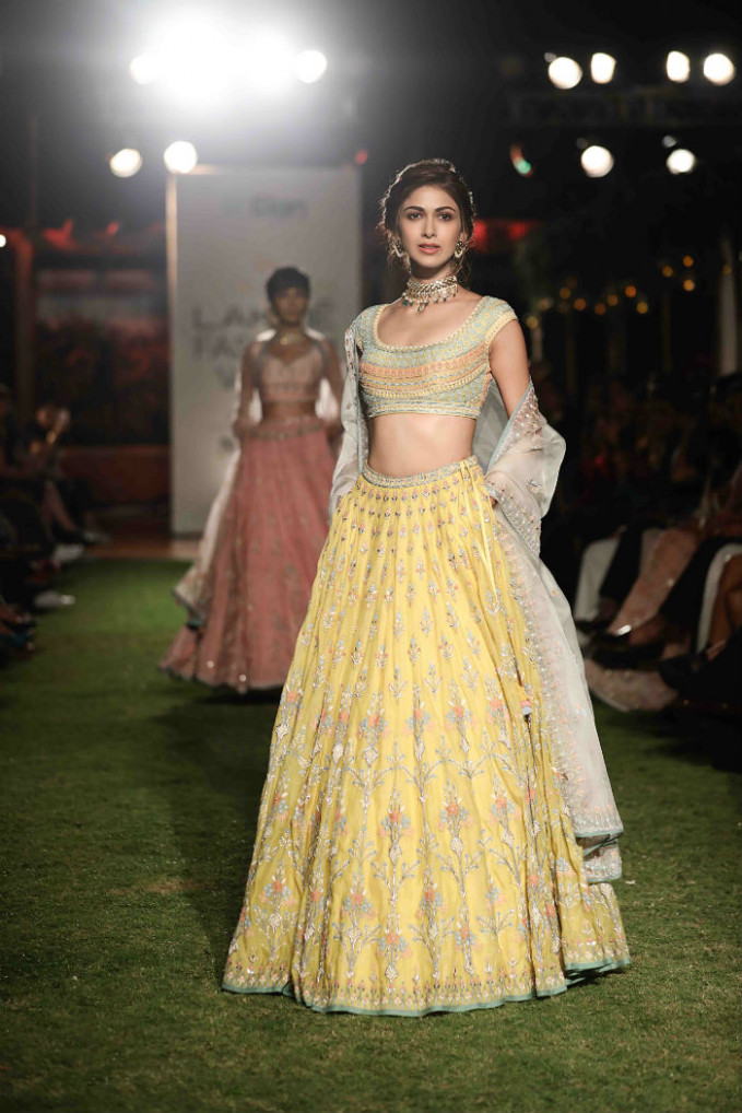 Bridal Lehengas From Lakmé Fashion Week 2018 That Are Just ...