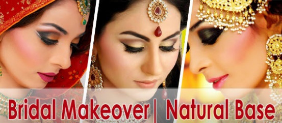 Bridal Makeover 2012 | Bridal Perfect Natural Base Makeup ...