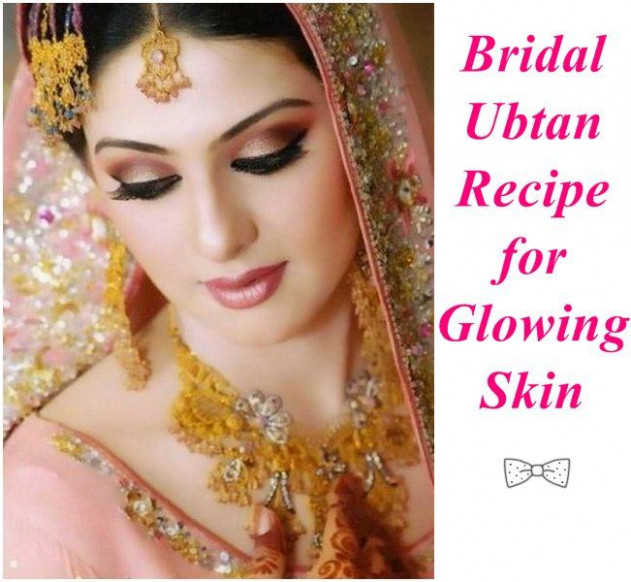 Bridal Ubtan Recipe for Glowing Skin