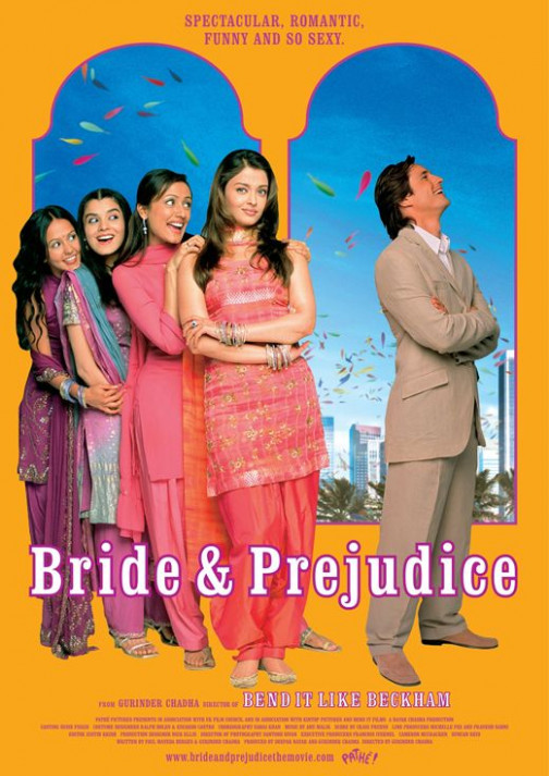 Bride and Prejudice. Typical chick flick with Bollywood ...