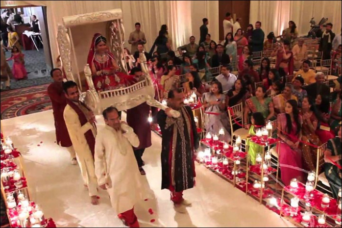 Bride Entrance Songs: 10 Most Popular Bollywood Bridal ...
