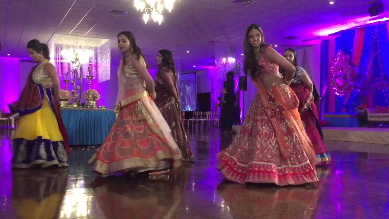 Bride Indian Wedding Dance - YouTube - bollywood songs for bride to dance
