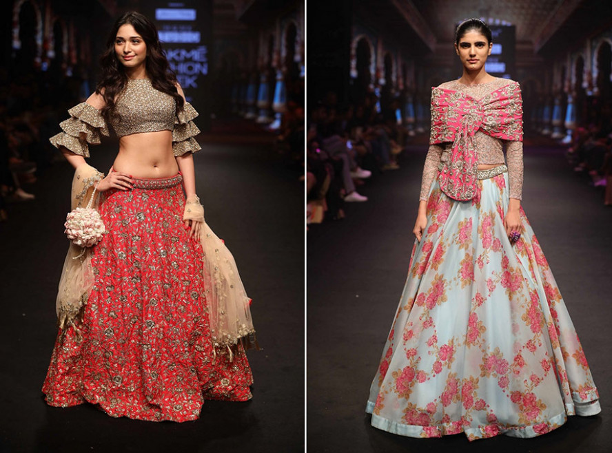 Bridesmaids Inspiration from Lakmé Fashion Week 2018 ...