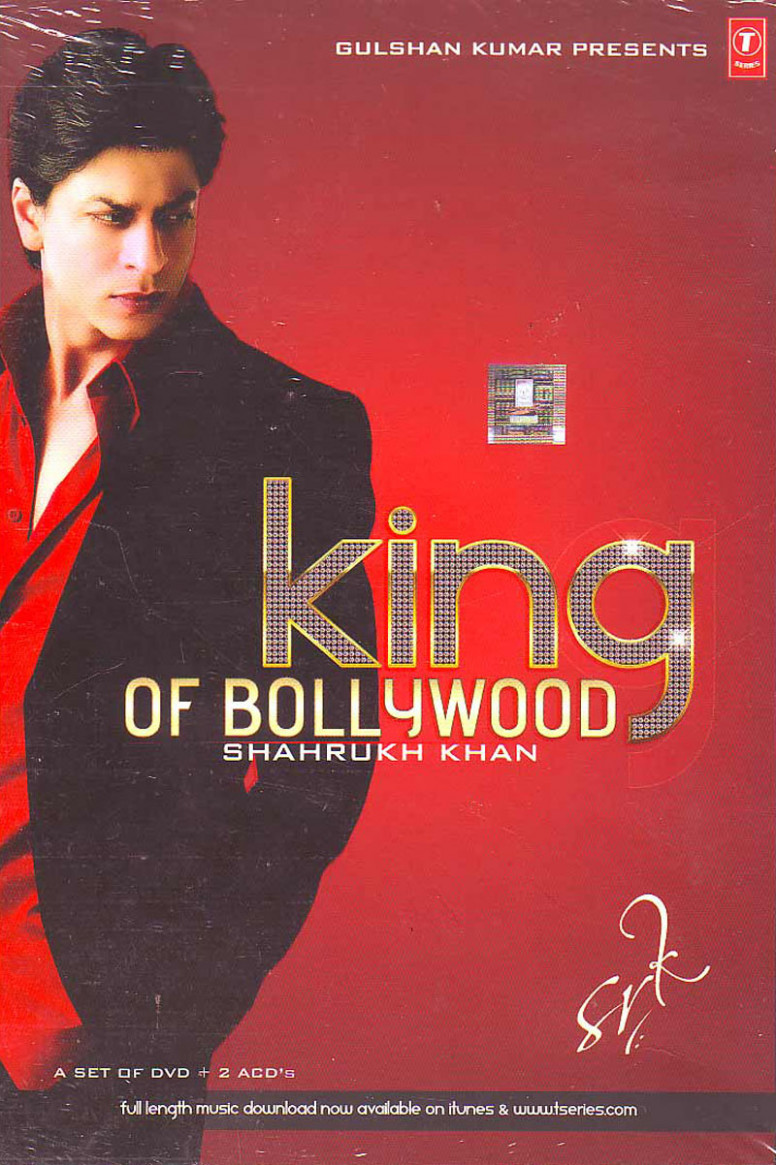 Buy KING OF BOLLYWOOD SHAHRUKH KHAN DVD online - Hindi ...