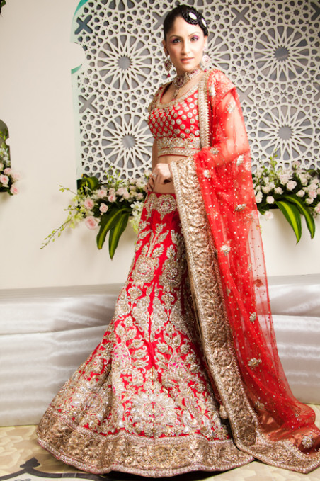 Buying A Bridal Lehnga Online? Get it Custom Made Instead ...