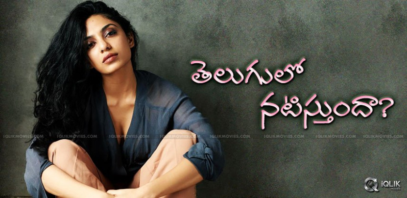 Can this Telugu Girl Become a Tollywood Heroine?