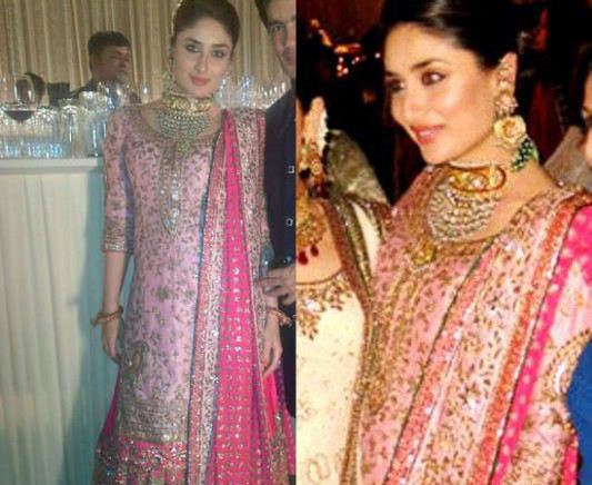 Celebrity Weddings: Kareena Kapoor Wedding Pics