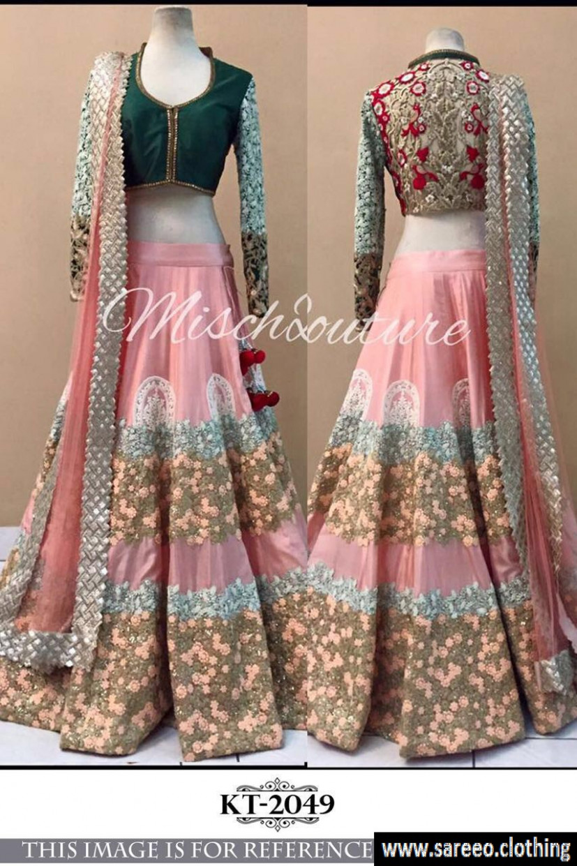 Charming Bollywood Style Indian Ethnic Wedding Party Wear ...