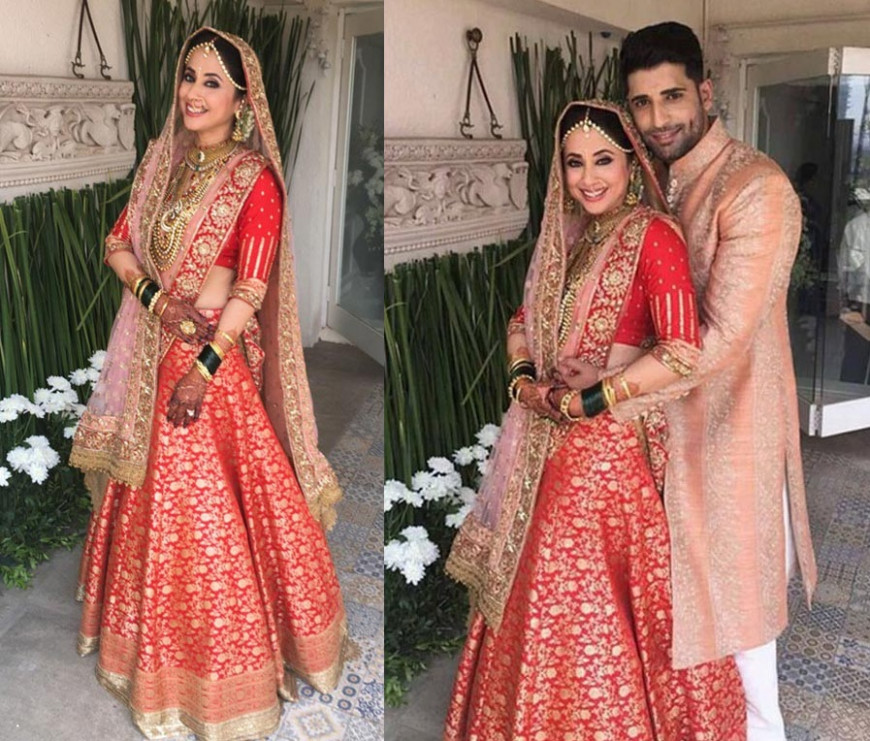 Checkout most expensive wedding lehengas worn by Bollywood ...
