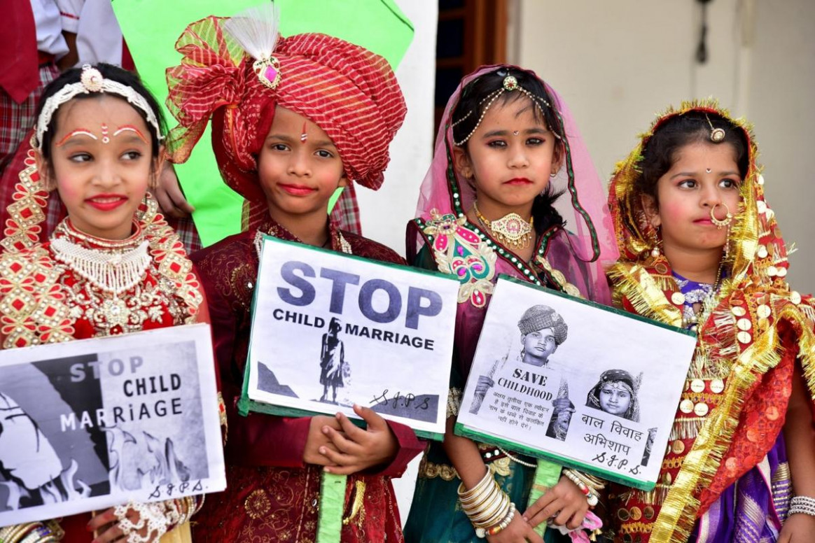 Child Marriages - Especially of Girls - Rise in Urban ...