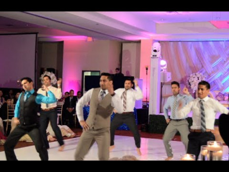 Chirag and Payal's Wedding Performance - A Bollywood ...