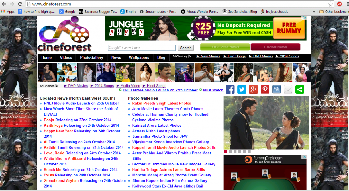 Cineforest.com - a Successful Telugu Movies Tollywood ...