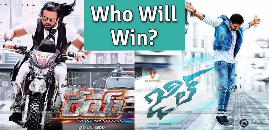 Clash Of Titans In Tollywood