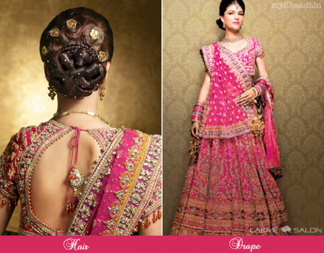 Community Bridal Looks By Lakmé Salon - Part I | MyShaadi.in