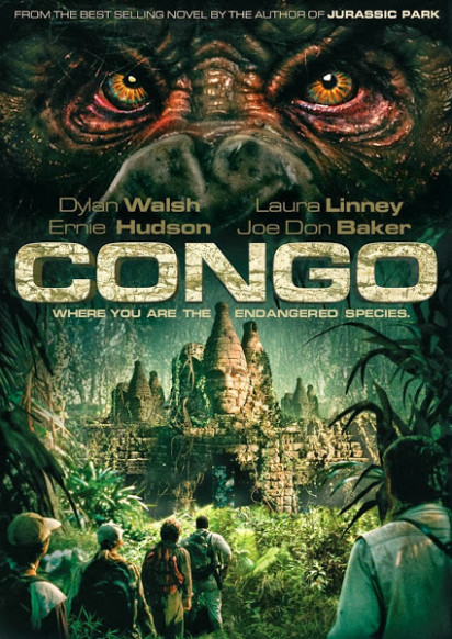 Congo | 1995 | In Hindi | hollywood hindi dubbed movie ...