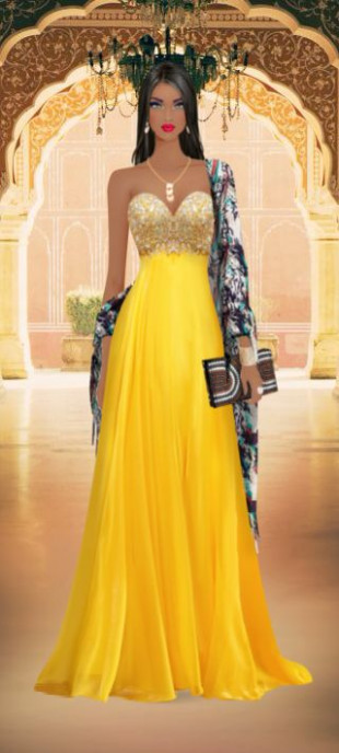 Covet Fashion Game-Challenge-Bollywood Stars Wedding ...