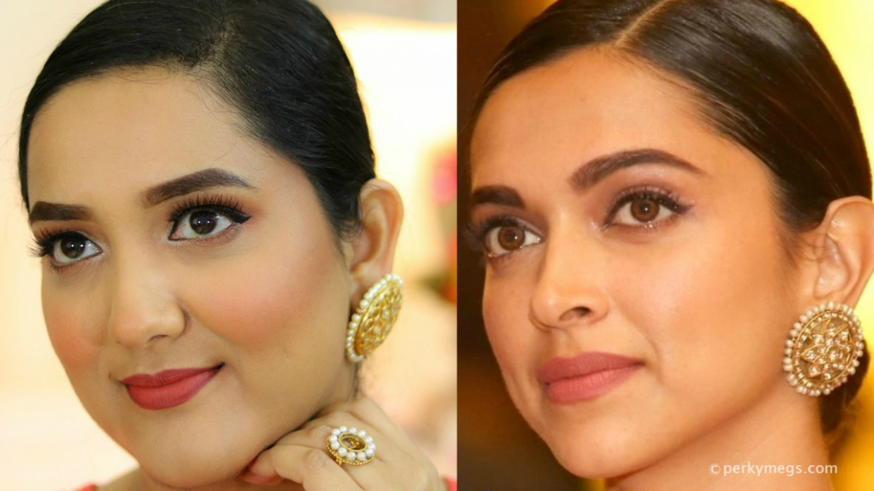 Deepika Padukone Makeup Tutorial | Bollywood Makeup ...