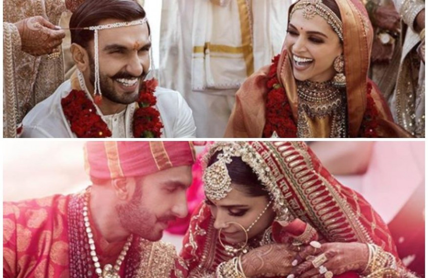 Deepika Padukone-Ranveer Singh Wedding: Bollywood Couple ...