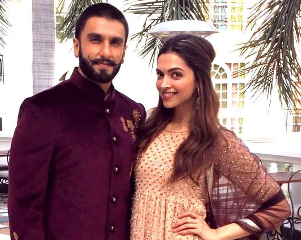Deepika, Ranveer head to Italy for their wedding
