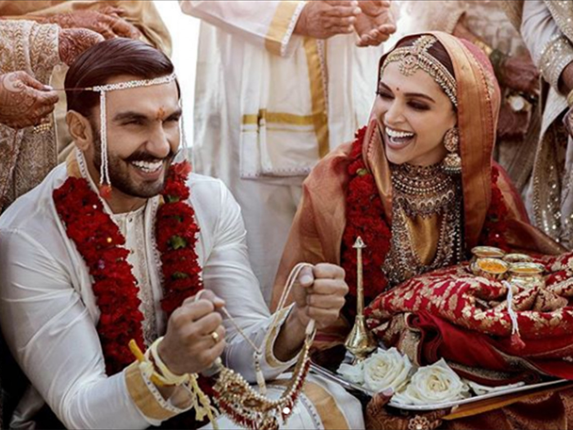 Deepika-Ranveer wedding: Bollywood stars wed in Italy