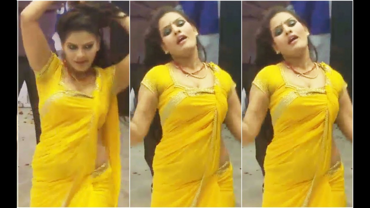 Desi Indian Girl Solo Dance Performance On Bollywood Song ...