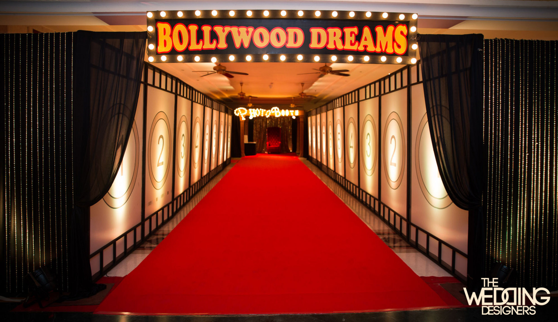 Design Your Dream Wedding | Bollywood in wedding decor