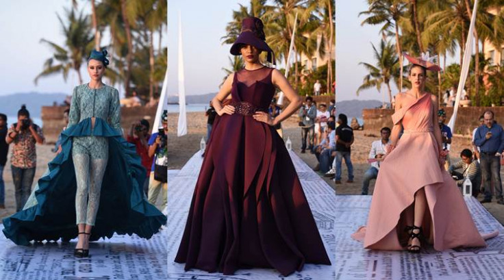 Destination bridal wears steal the show at India Beach ...
