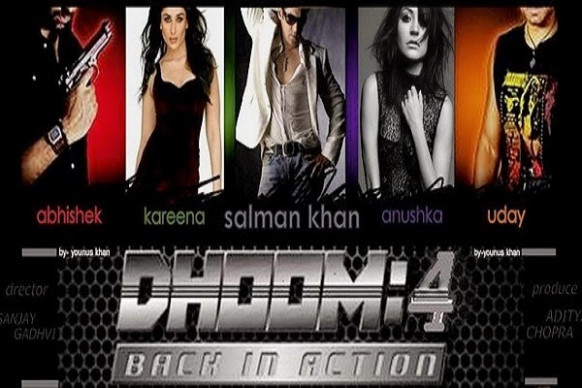 Dhoom 4 Hindi Action Movie Free Download