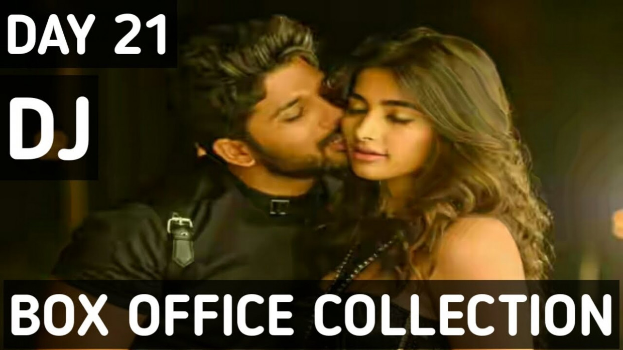 Dj box office collection Day 21 TOLLYWOOD movie collection ...