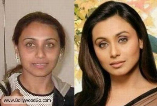 doookin: 24 Bollywood Actresses Without Makeup - Looks Ugly
