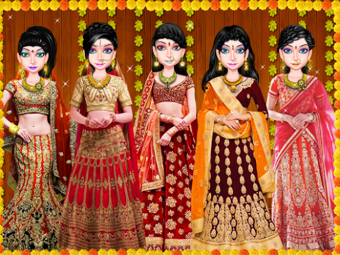Download Indian Wedding Girl Arrange Marriage Game for PC